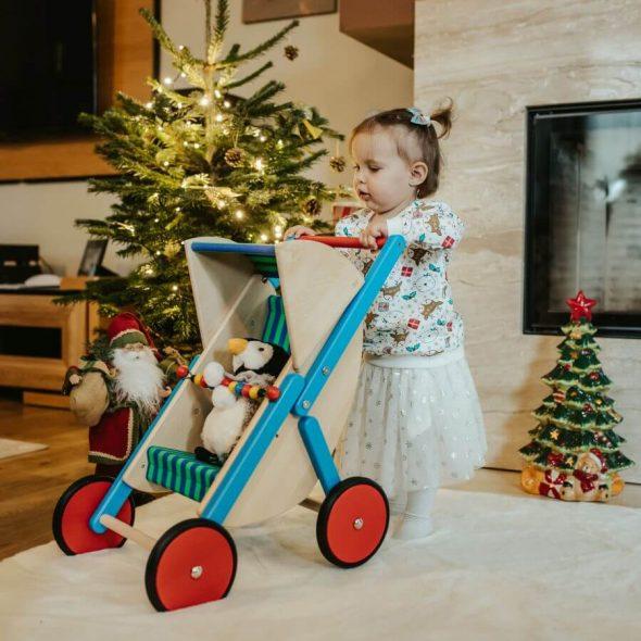 prezent na Mikołaja dla dziecka, dla dziewczki i dla chłopca