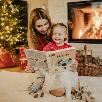 zabawki i gry na zimowy wieczór z dzieckiem