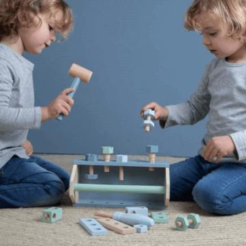prezent dla czterolatka. Zabawki dla przedszkolaka - pięciolatka