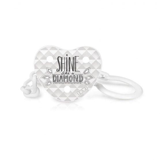 Łańcuszek do smoczka Diamond (Lovi)