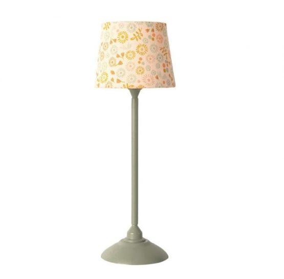 Lampa podłogowa do domku Myszek, stojąca (Maileg)