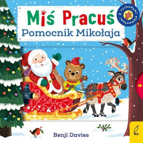 Miś Pracuś – Pomocnik Mikołaja (Wilga)