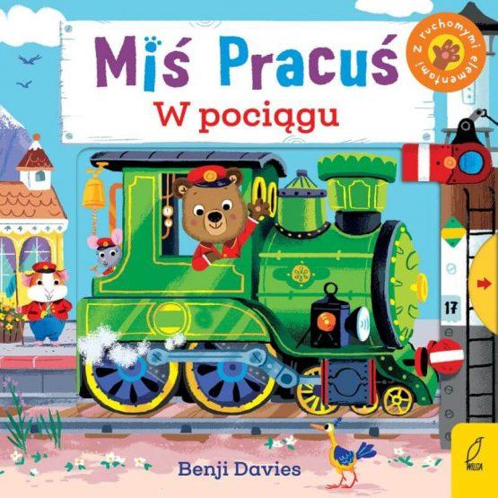 Miś Pracuś – W pociągu (Wilga)