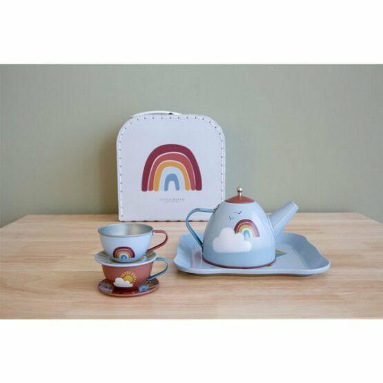do zabwy w dom - zestaw herbaciany